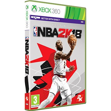 NBA 2K18 - Xbox 360 (5026555265669)