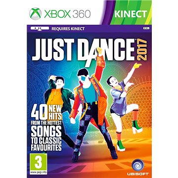 Just Dance 2017 - Xbox 360 (3307215967713)