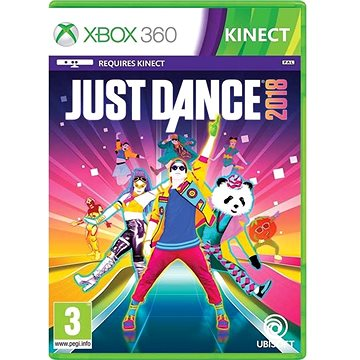 Just Dance 2018 - Xbox 360 (3307216017769)