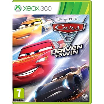 Cars 3: Driven to Win - Xbox 360 (5051892208826)