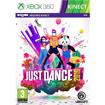 Just Dance 2019 - Xbox 360 (3307216080169)