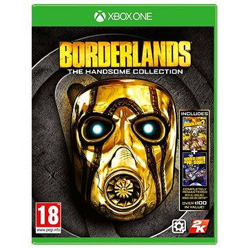 Borderlands: The Handsome Collection - C2C- Xbox One (G3Q-00010)