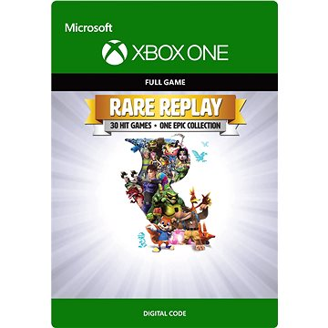 Rare Replay - C2C- Xbox One (G7Q-00016)