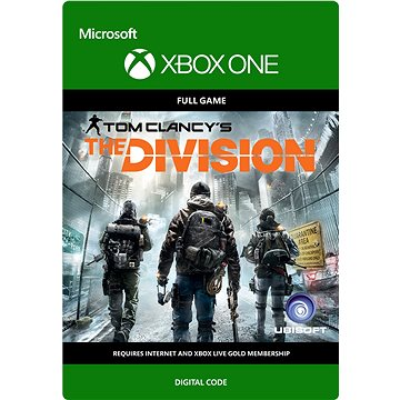 Tom Clancys The Division - C2C- Xbox One (G3Q-00104)