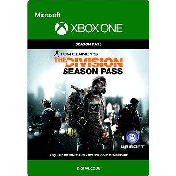 Tom Clancys The Division: Season Pass - Xbox One DIGITAL (7D4-00109)