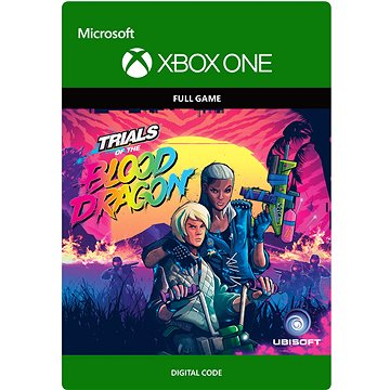 Trials of the Blood Dragon - Xbox One DIGITAL (G3Q-00195)