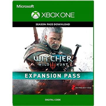 The Witcher 3: Wild Hunt Expansion Pass - C2C- Xbox One (7D4-00040)