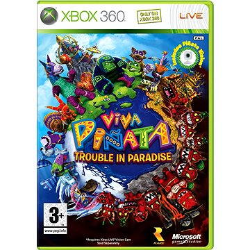Viva Pinata: Trouble In Paradise - Xbox 360 DIGITAL (G9N-00023)
