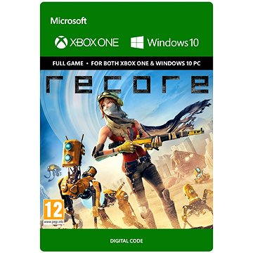 ReCore - (Play Anywhere) DIGITAL (G7Q-00029)