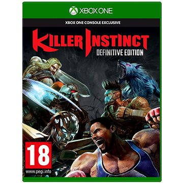 Killer Instinct: Definitive Edition (G7Q-00036)