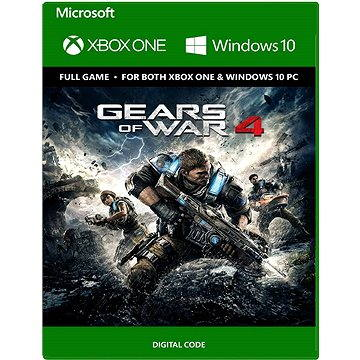 Gears of War 4: Standard Edition - (Play Anywhere) (G7Q-00027)