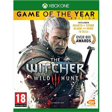 The Witcher 3: Wild Hunt - Game of The Year DIGITAL (G3Q-00196)