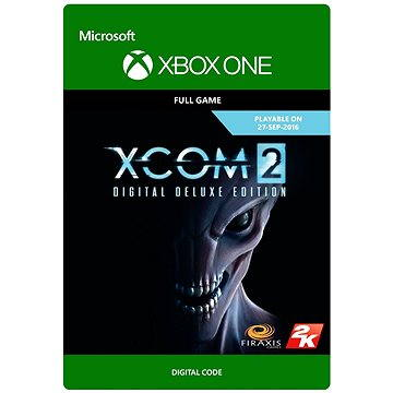 XCOM 2: Digital Deluxe Edition DIGITAL (G3Q-00200)