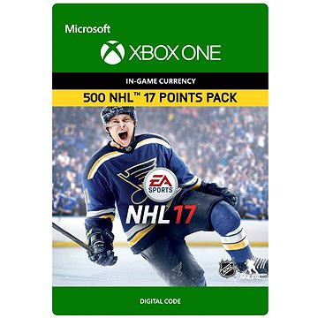 NHL 17: Ultimate Team NHL Points 500 DIGITAL (7F6-00069)
