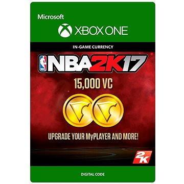 NBA 2K17: 15,000 VC DIGITAL (7F6-00081 )