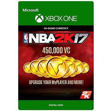 NBA 2K17: 450,000 VC DIGITAL (7F6-00080 )