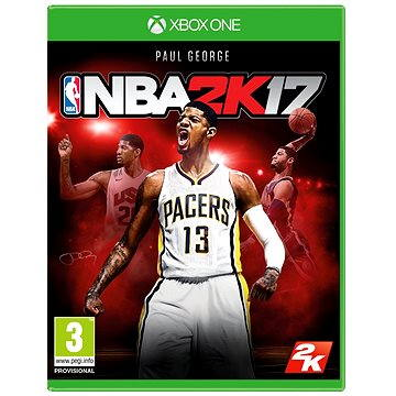 NBA 2K17 - Xbox One ESD DIGITAL (G3Q-00208)