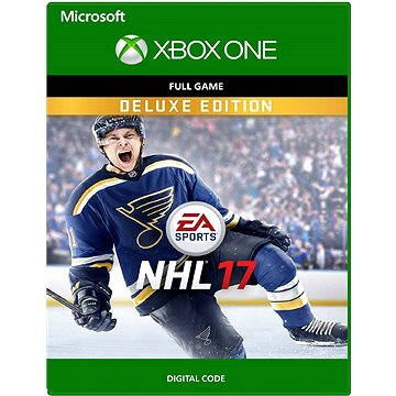 NHL 17: Deluxe Edition DIGITAL (G3Q-00137)