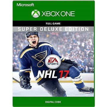 NHL 17: Super Deluxe Edition DIGITAL (G3Q-00145)