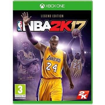 NBA 2K17: Legend Edition (G3Q-00209 )
