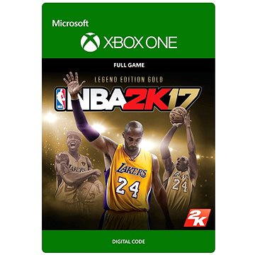 NBA 2K17: Legend Edition Gold (G3Q-00210 )