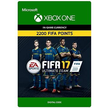 FIFA 17 Ultimate Team FIFA Points 2200 DIGITAL (7F6-00061)