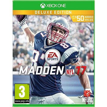 Madden 17: Deluxe Edition DIGITAL (G3Q-00125)