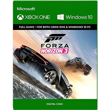 Forza Horizon 3 Standard Edition - (Play Anywhere) DIGITAL (G7Q-00037)