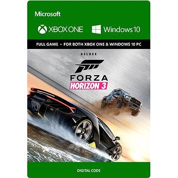 Forza Horizon 3 Deluxe Edition - (Play Anywhere) (G7Q-00038)