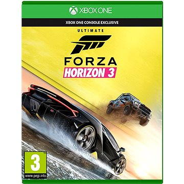 Forza Horizon 3 Ultimate Edition - (Play Anywhere) (G7Q-00039)