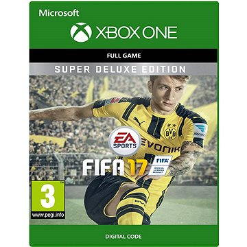 FIFA 17 Super Deluxe DIGITAL (G3Q-00131)