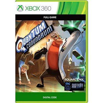 Quantum Conundrum - Xbox 360 DIGITAL (G3P-00091)