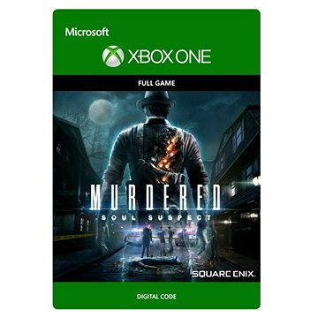 Murdered: Soul Suspect - Xbox One DIGITAL (G3P-00077)