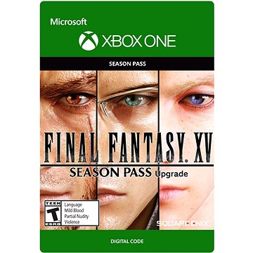 Final Fantasy XV: Season Pass - Xbox One DIGITAL (7D4-00178)