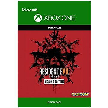 RESIDENT EVIL 7 biohazard: Deluxe Edition - Xbox One (G3Q-00263)