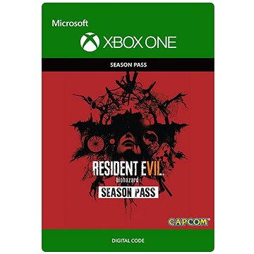 RESIDENT EVIL 7 biohazard: Season Pass - Xbox One (7D4-00190)