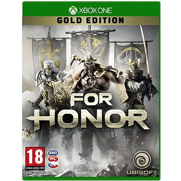 For Honor: Gold Edition - Xbox One DIGITAL (G3Q-00188)