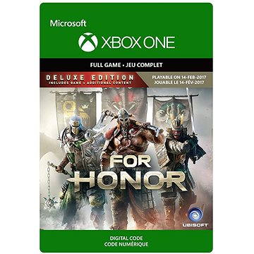 For Honor: Deluxe Edition - Xbox One DIGITAL (G3Q-00189)