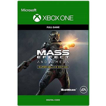 Mass Effect: Andromeda Super Deluxe Edition Pre-order - Xbox One (G3Q-00235)