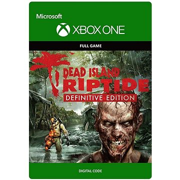 Dead Island Riptide Definitive Edition - Xbox One (G3Q-00240)