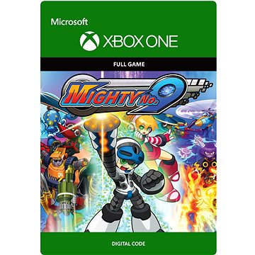 Mighty No. 9 - Xbox One DIGITAL (G3Q-00087)