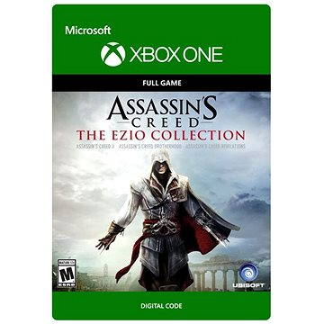 Assassins Creed: The Ezio Collection - Xbox One (G3Q-00227)