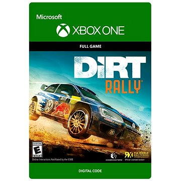 DiRT Rally - Xbox One DIGITAL (G3Q-00016)