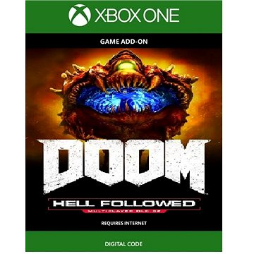 Doom 4: Hell Followed (DLC 2) - Xbox One (7D4-00154)