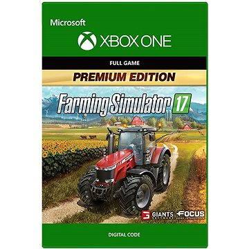 Farming Simulator 2017 Premium Edition - Xbox One DIGITAL (G3Q-00230)