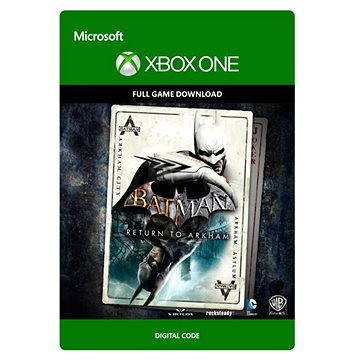 Batman: Return to Arkham - Xbox One DIGITAL (G3Q-00025)