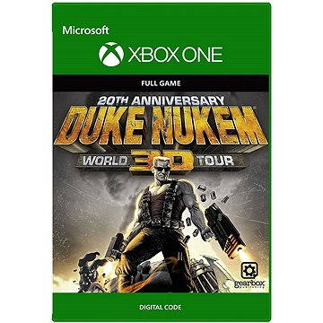 Duke Nukem 3D: 20th Anniversary World Tour - Xbox One DIGITAL (G3Q-00215)