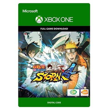 Naruto Ultimate Ninja Storm 4 - Xbox One (G3Q-00120)