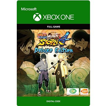 Naruto Ultimate Ninja Storm 4 - Deluxe Edition - Xbox One (G3Q-00121)