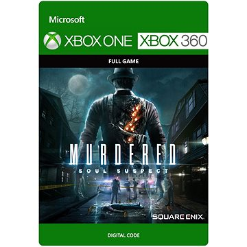 Murdered: Soul Suspect - Xbox One (G3Q-00191)